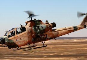 Обои Tiger, многоцелевой, вертолёт, полет