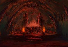 ���� Dota 2, Bloodseeker, ������, ������, �����
