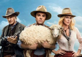 ���� ������� �������� �������� ������, A Million Ways to Die in the West, �����, Charlize Theron