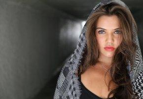 Обои Danielle Campbell, девушка, актриса, пухлые губы