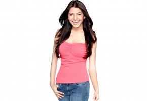 Обои Anushka Sharma Bollywood, индианка, актриса, улыбка, милашка