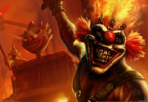 ���� game, twisted metal, �����, ������� �����
