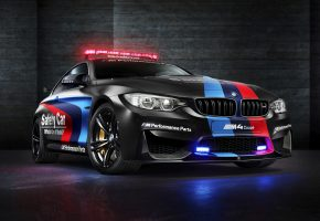 Обои BMW, M4, Coupe, MotoGP, Safety Car, F82, бмв