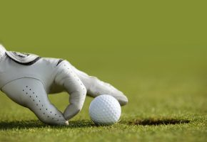 Обои golf ball, Golf, перчатка, мячик, гольф, лунка