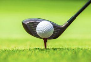 Обои sports, golf, гольф, клюшка, поле, мячик