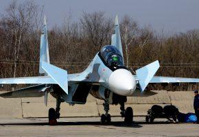 Обои Су-30СМ, двухместный, многоцелевой, истребитель, кабина
