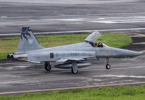 Обои Northrop, F-5E, Tiger, многоцелевой, истребитель
