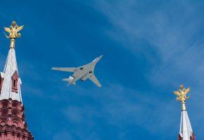 Обои Ту-160, «Белый лебедь», сверхзвуковой, стратегический, бомбардировщик-ракетоносец