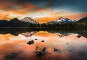 ���� pacificwest, portland, Sparks Lake, �����, �����, ������