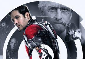 Обои Человек-муравей, Ant-Man, комикс, фантастика, Пол Радд, Paul Rudd, Scott La ...