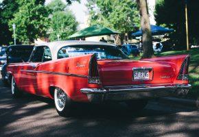 Обои Chrysler Windsor, 1957-1958, классика, ретро
