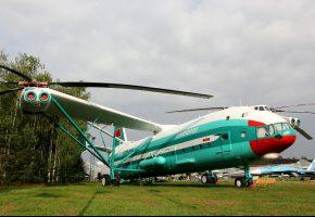 Обои Ми-12, вертолёт, Миль, лопасти, винты, Аэрофлот