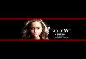 Обои лост фильм, верь, эмбоу, боу, девочка, дар, сериал, теле шоу, нбс, чёрный