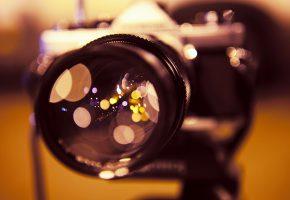Обои фотоаппарат, камера, объектив, линза, макро