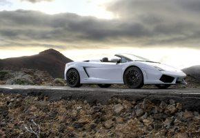 ���� Lamborghini, Gallardo, LP 560-4 Spyder, ���������