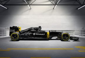 Обои Renault, F1, Болид, Французы, Рено, формула 1