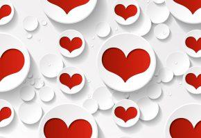Обои heart, сердце, День Валентина, Valentines Day, любовь