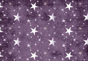 Обои Фон, текстура, фиолетовый, цвет, звёзды