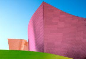 Обои цвет, форма, абстракция, конструкция