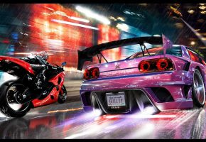 ���� nfs, need for speed, ��������, ����, ��������, ����, nissan skyline