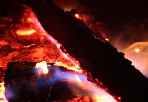 Обои огонь, пламя, костер