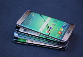 Обои Samsung, Galaxy, S6, Edge, Phone, Телефон