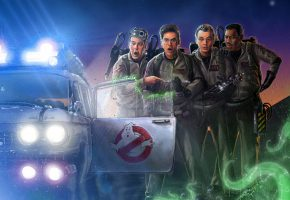 ���� Ghostbusters, �������� �� ������������, ���, ������