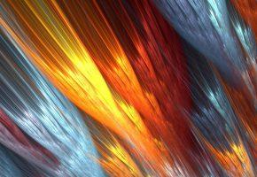 Обои цвет, абстракция, краски, линии