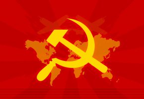 Обои СССР, USSR, серп, молот, советский союз
