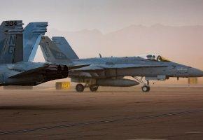 Обои FA18, Hornets, оруже, самолет, сопло