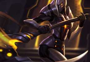 ���� Ascension Fayde, Heroes of Newerth, Fayde, ����, ������, ����, art