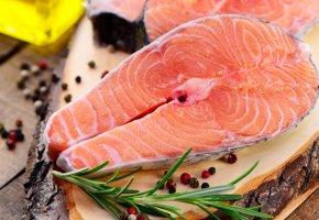 Обои Fish, рыба, морепродукт, специи