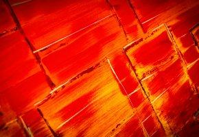 Обои линии, холст, краски, абстракция, текстура