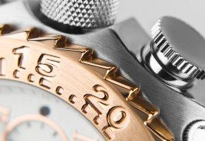 Обои Watch, metal, numbers, часы, цифры, механизм
