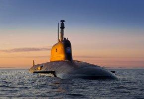 Обои АПЛ, атомная, подводная, лодка, Северодвинск, проект, 885, Ясень