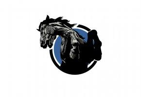Обои конь, лошадь, копыта
