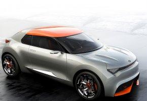 Обои Kia, Provo, Concept, авто, Киа