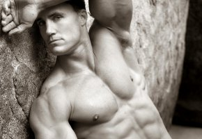 Обои Грег Плитт, Greg plitt, model, fitness, мышцы