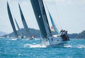 Обои регата, яхты, паруса, Race Week