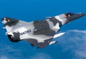 Обои оружие, самолёт, F-35, полет, небо