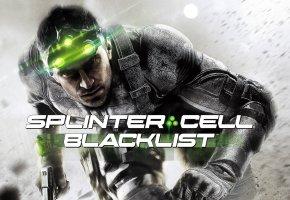 Обои Splinter Cell, Blacklist, солдат, оружие, ночное видение