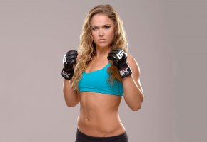 Обои перчатки, боец, ММА, Ронда Раузи, UFC, актриса, Ronda Rousey, стойка, дзюдоистка