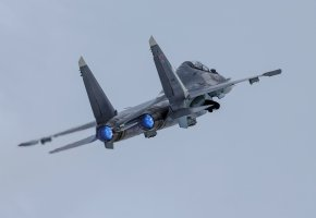 Обои армия, самолёт, Su-30SM, оружие, сопла