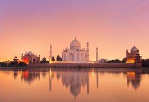 Обои Индия, Тадж Махал, Taj Mahal, храм, India, памятник