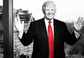 Обои Президент, Сша, Дональд Трамп, Usa, галстук
