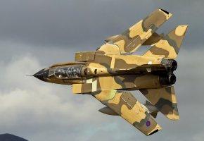 Обои оружие, Самолёт, военный, полет, кабина, крылья