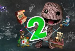 компьютерные игры, Little Big Planet, lbp2, sackboy, game, pc games, игра, видео игры