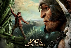 Обои Jack the Giant Slayer, Джек, великан, бобовый стебель