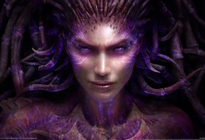 Sarah Louise Kerrigan, Королева Клинков, StarCraft, Heart of the Swarm