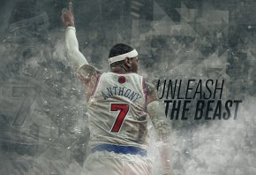 Обои Carmelo Anthony, Кармело Энтони, NBA, Basketball, 7, Спорт, New York, Knicks